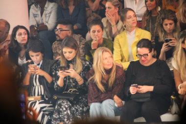 Influencer Thássia Naves e Donata Meirelles Diretora de Estilo da Vogue Brasil