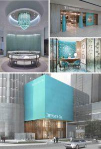 Tiffany comunicação identidade visual