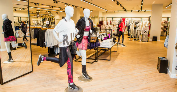 nova cea flagship shopping center norte
