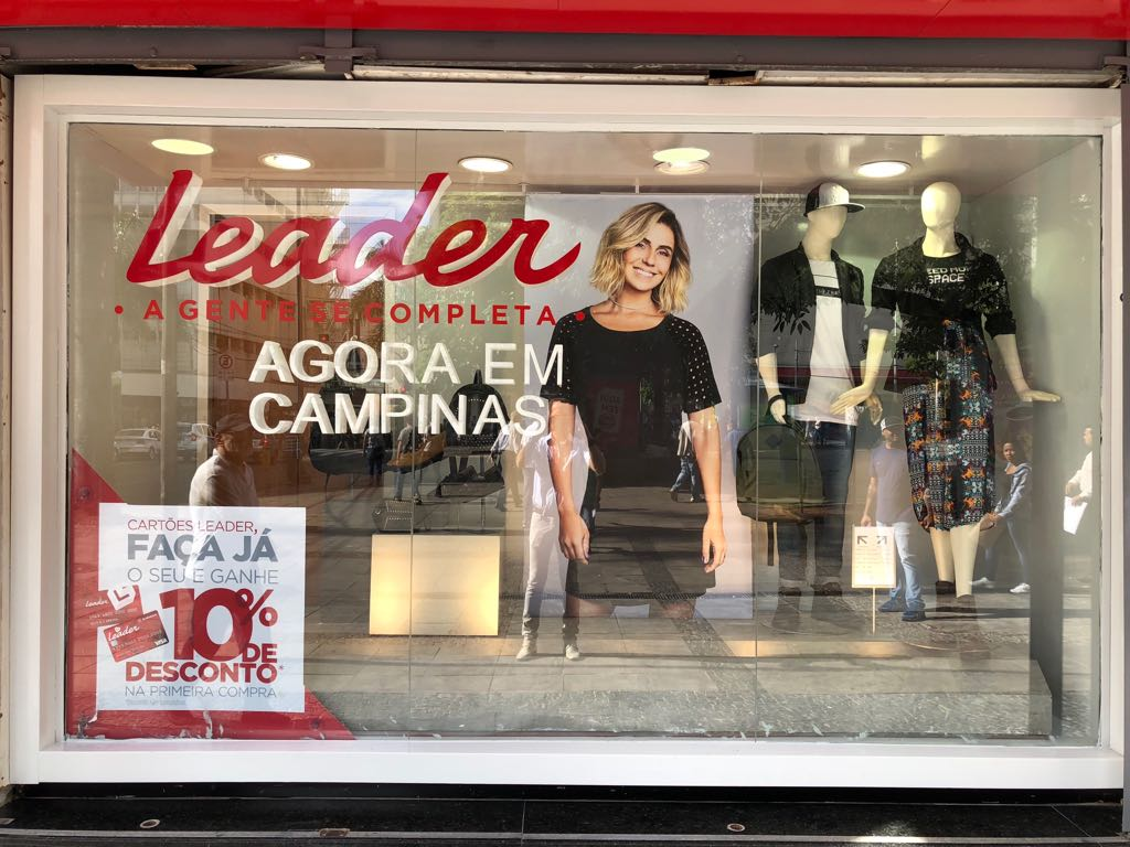 e22e25680 Rede Leader chega a São Paulo investindo no visual merchandising ...