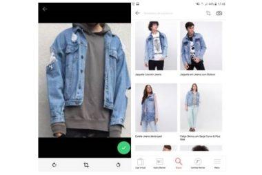 renner-app busca por imagem