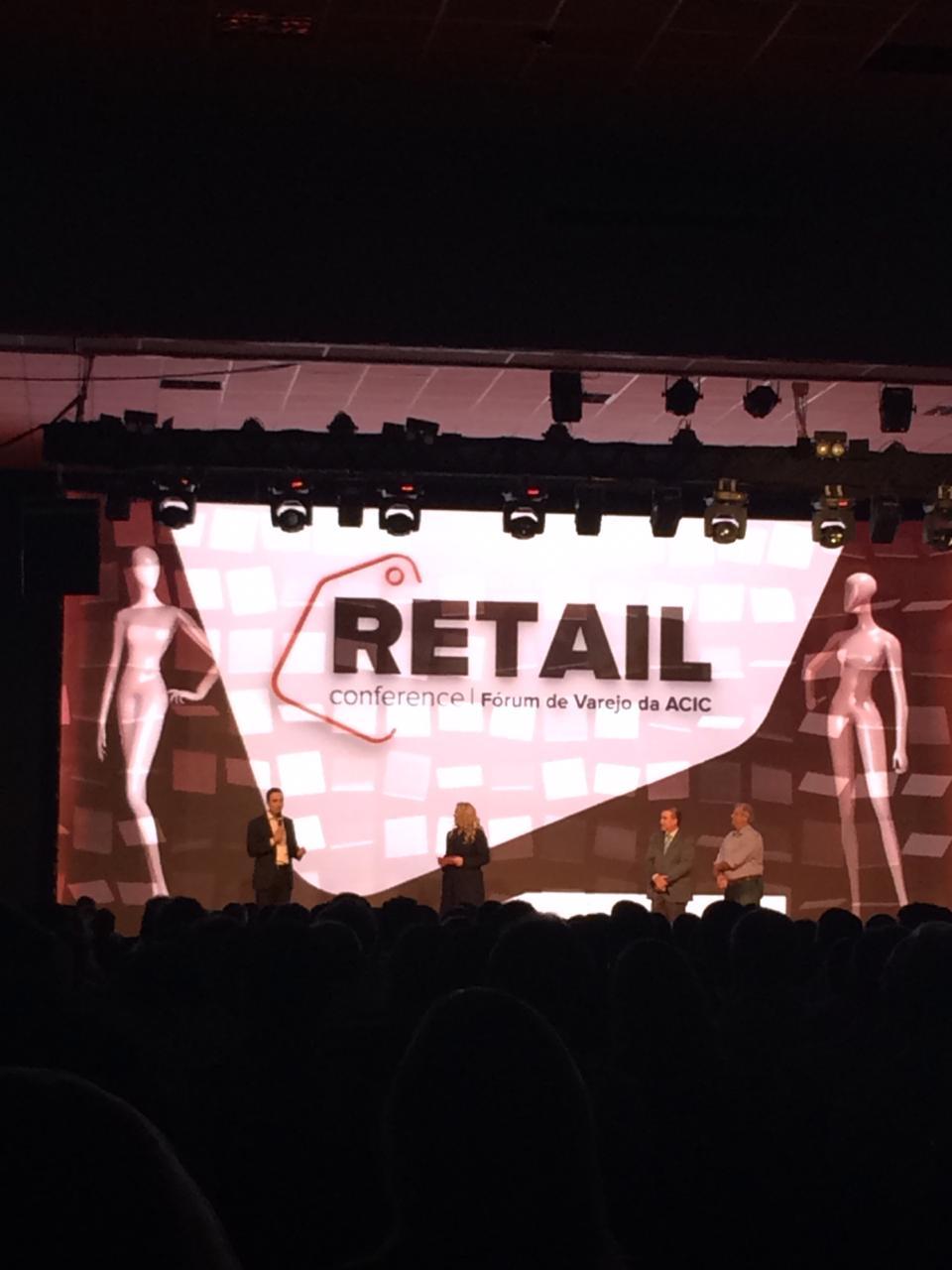 2 – Retail Conference – Abertura do evento