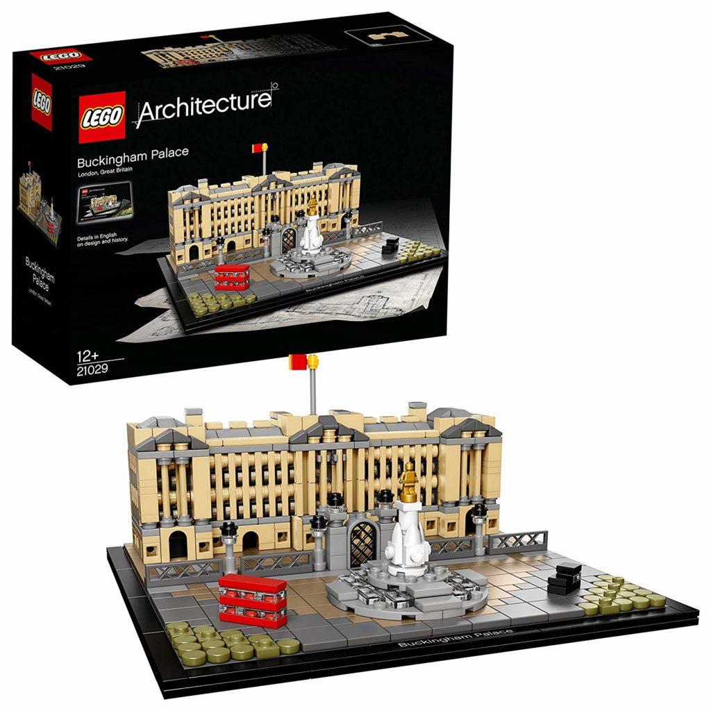 LEGO Architecture: Palácio de  Buckingham